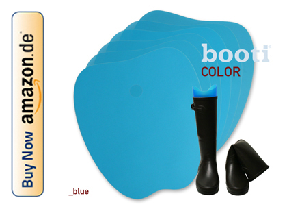 booti Stiefelspanner COLOR blue